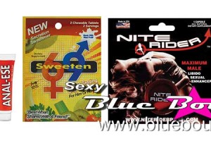 Ten Sexual Enhancement Products I Never Knew Existed